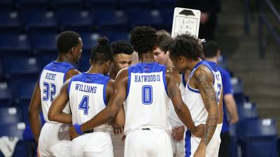 Positive COVID-19 test force TU Basketball to postpone 2 upcoming games
