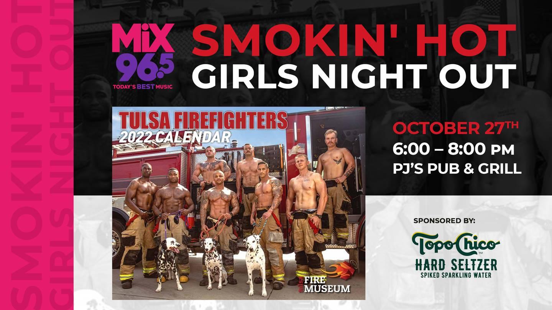 🔥 Mix 96.5′s Smokin' Hot Girls Night 🔥