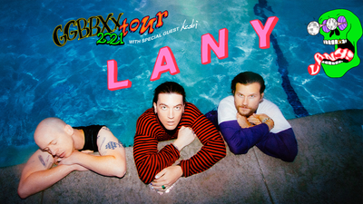 LANY live