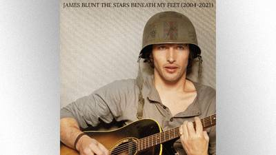 """James Blunt runs for his life in """"Lover Under Pressure"""" video"""