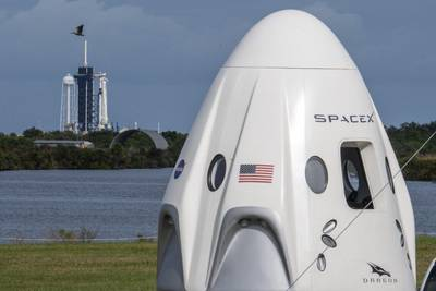 Splashdown: Watch first all-civilian crew complete SpaceX mission, return to Earth